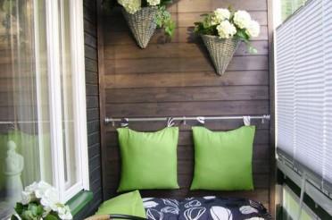 Дизайн балконов и лоджий: грамотно и со вкусом