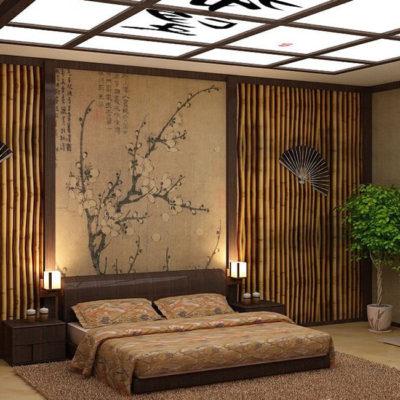 Бамбук в интерьере – практичные идеи применения - фото 15