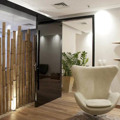 Бамбук в интерьере – практичные идеи применения - фото 16