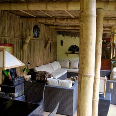 Бамбук в интерьере – практичные идеи применения - фото 19