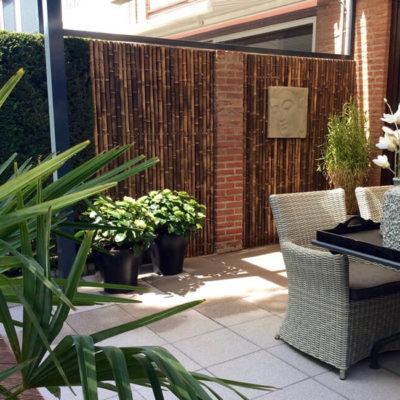 Бамбук в интерьере – практичные идеи применения - фото 21
