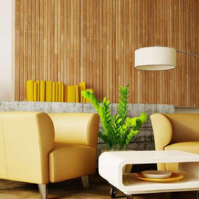 Бамбук в интерьере – практичные идеи применения - фото 8