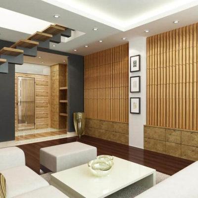 Бамбук в интерьере – практичные идеи применения - фото 9