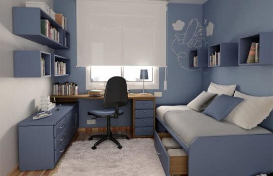 000 childroom 543x350 - Дизайн детской комнаты для школьника