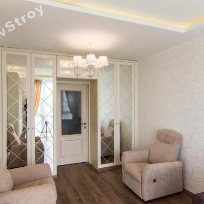 Сколько стоит ремонт двухкомнатной квартиры - фото 1