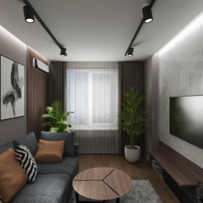 Сколько стоит ремонт трехкомнатной квартиры - фото 1