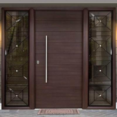 Входные двери: выбор элегантной стражи дома - фото 1