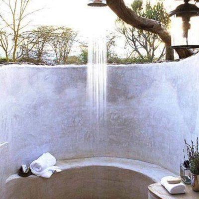 Как обустроить летний душ: советы и оригинальные идеи - фото 9
