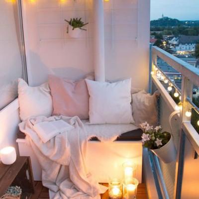 Дизайн балконов и лоджий: грамотно и со вкусом - фото 10