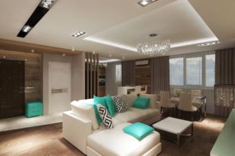 Сколько стоит ремонт трехкомнатной квартиры