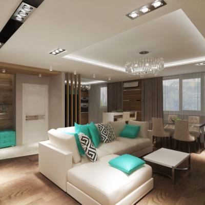 Сколько стоит ремонт трехкомнатной квартиры - фото 3