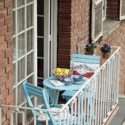 Дизайн балконов и лоджий: грамотно и со вкусом - фото 12