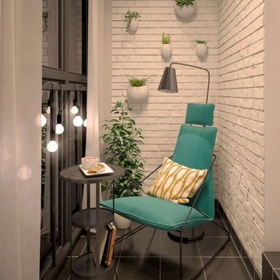 Дизайн балконов и лоджий: грамотно и со вкусом - фото 3