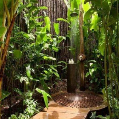 Как обустроить летний душ: советы и оригинальные идеи - фото 2