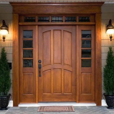 Входные двери: выбор элегантной стражи дома - фото 2