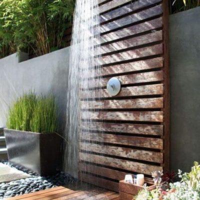 Как обустроить летний душ: советы и оригинальные идеи - фото 3
