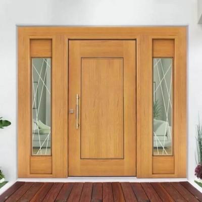 Входные двери: выбор элегантной стражи дома - фото 3