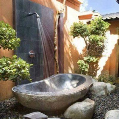 Как обустроить летний душ: советы и оригинальные идеи - фото 4