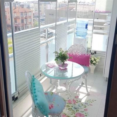 Дизайн балконов и лоджий: грамотно и со вкусом - фото 6