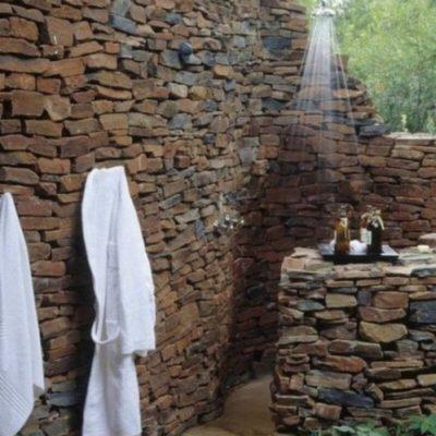 Как обустроить летний душ: советы и оригинальные идеи - фото 1