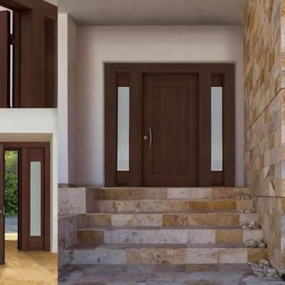 Входные двери: выбор элегантной стражи дома - фото 4