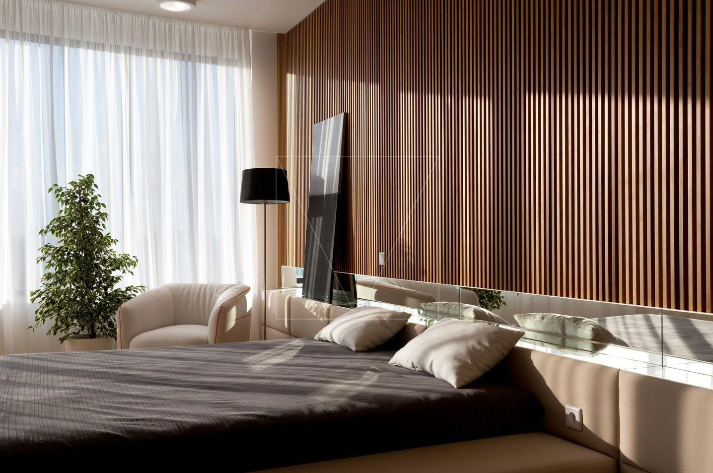 "7755 16 04 19 300 result e1492260493630 - Дизайн интерьера двухкомнатной квартиры ""Skyline минимализм"" by Sergey Makhno Architects"