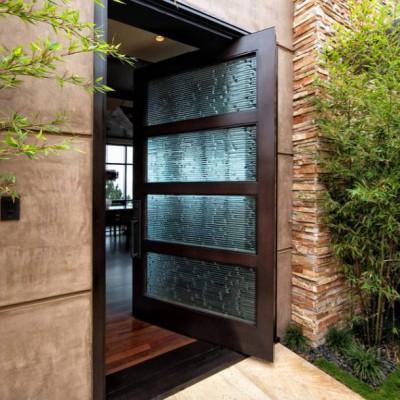 Входные двери: выбор элегантной стражи дома - фото 5
