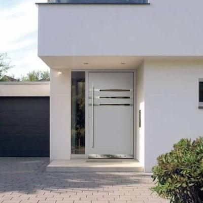 Входные двери: выбор элегантной стражи дома - фото 8