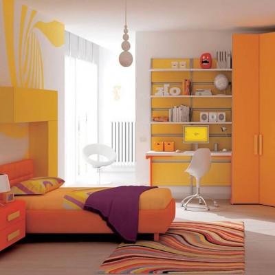 Дизайн детской комнаты для школьника - фото 6