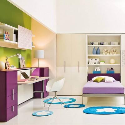 Дизайн детской комнаты для школьника - фото 7