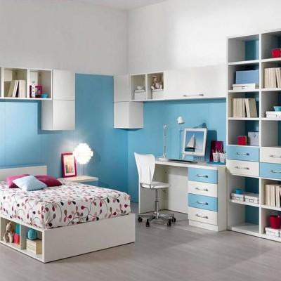 Дизайн детской комнаты для школьника - фото 9