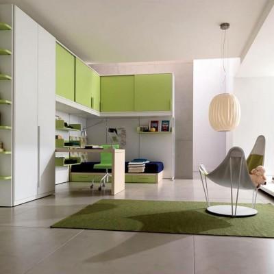 Дизайн детской комнаты для школьника - фото 10