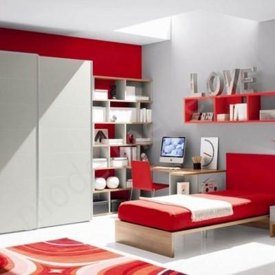 Дизайн детской комнаты для школьника - фото 11