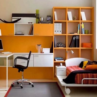 Дизайн детской комнаты для школьника - фото 12