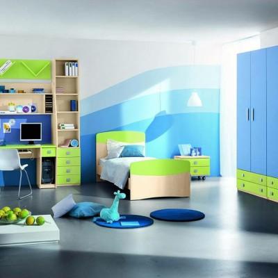 Дизайн детской комнаты для школьника - фото 15