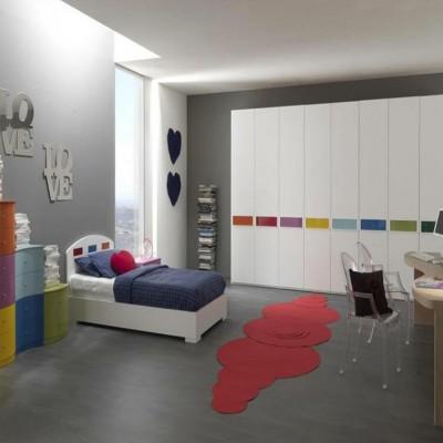 Дизайн детской комнаты для школьника - фото 17