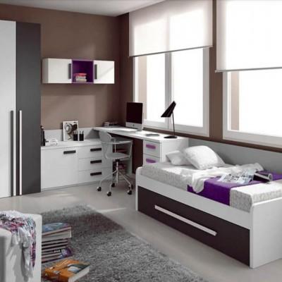 Дизайн детской комнаты для школьника - фото 18