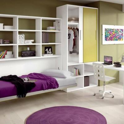 Дизайн детской комнаты для школьника - фото 20