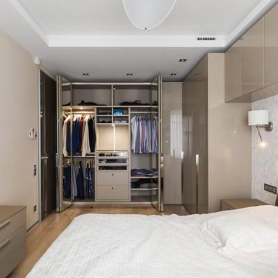 А вы уже выбрали шкаф в спальню? Ловите идеи! - фото 27