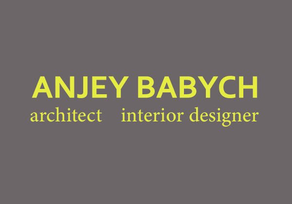 anjeybabych logo - Дизайн интерьера 3-комн.кв «Французский квартал» by ANJEY BABYCH