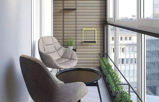 balkoni i lodgii small 543x350 - Дизайн балконов и лоджий: грамотно и со вкусом