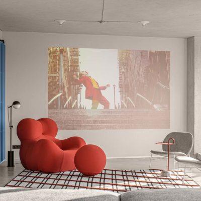 Дизайн интерьера апартаментов «Blue Terracotta» by Rina Lovko Studio
