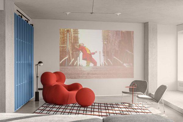 Дизайн интерьера апартаментов «Blue Terracotta» by Rina Lovko Studio - фото 1