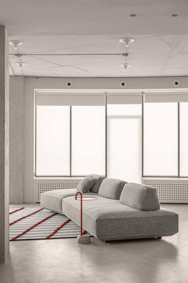 Дизайн интерьера апартаментов «Blue Terracotta» by Rina Lovko Studio - фото 7