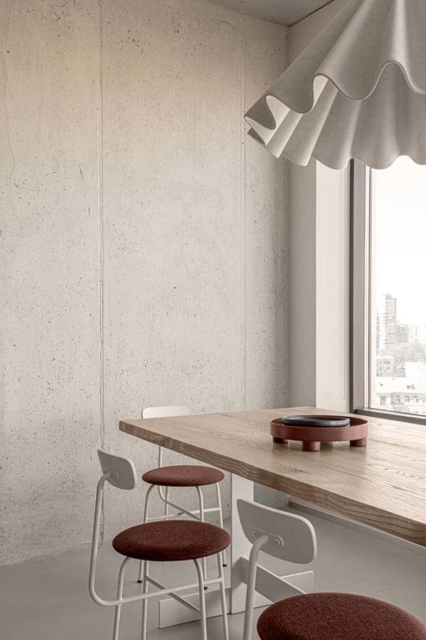 Дизайн интерьера апартаментов «Blue Terracotta» by Rina Lovko Studio - фото 9