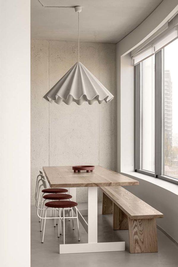 Дизайн интерьера апартаментов «Blue Terracotta» by Rina Lovko Studio - фото 10