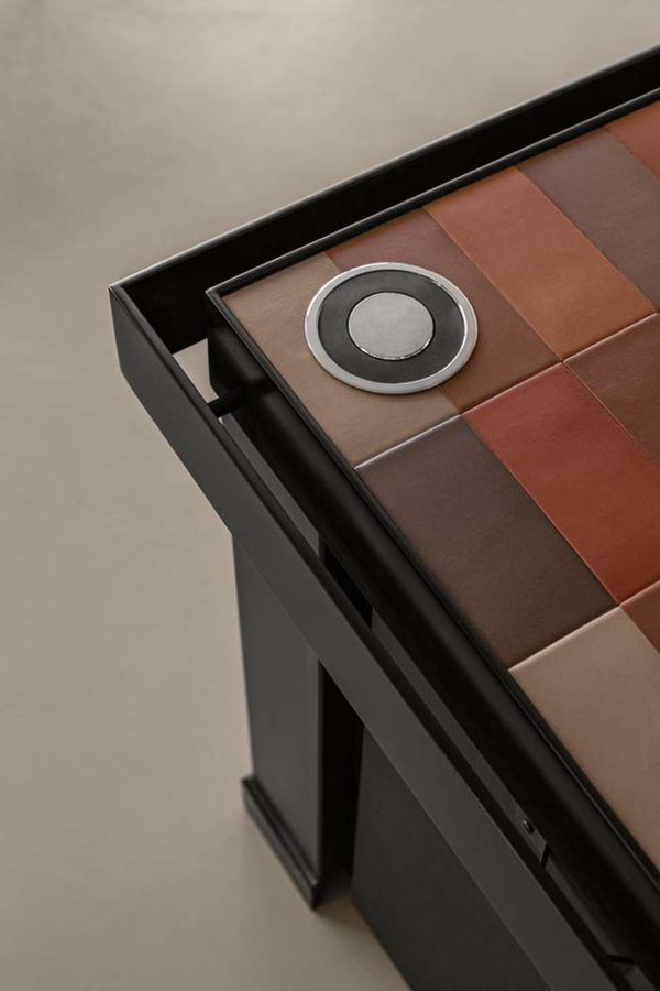 Дизайн интерьера апартаментов «Blue Terracotta» by Rina Lovko Studio - фото 16
