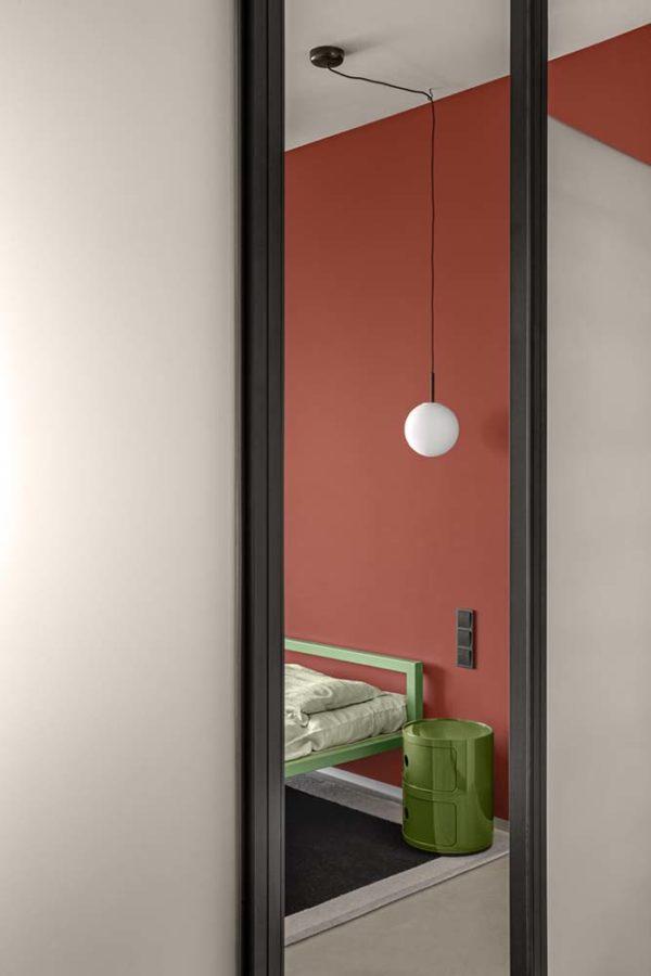 Дизайн интерьера апартаментов «Blue Terracotta» by Rina Lovko Studio - фото 21