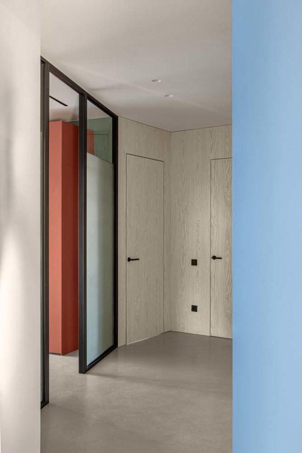 Дизайн интерьера апартаментов «Blue Terracotta» by Rina Lovko Studio - фото 24
