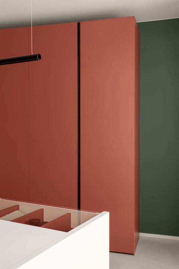 Дизайн интерьера апартаментов «Blue Terracotta» by Rina Lovko Studio - фото 25